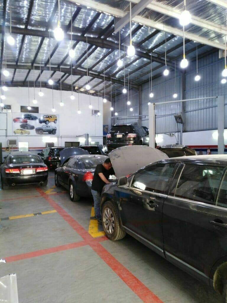 افضل ورشة سيارات في جدة
