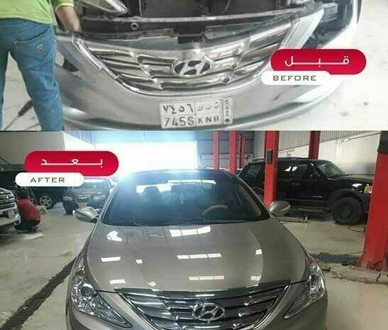 افضل ورشة رش تجميلي في الرياض