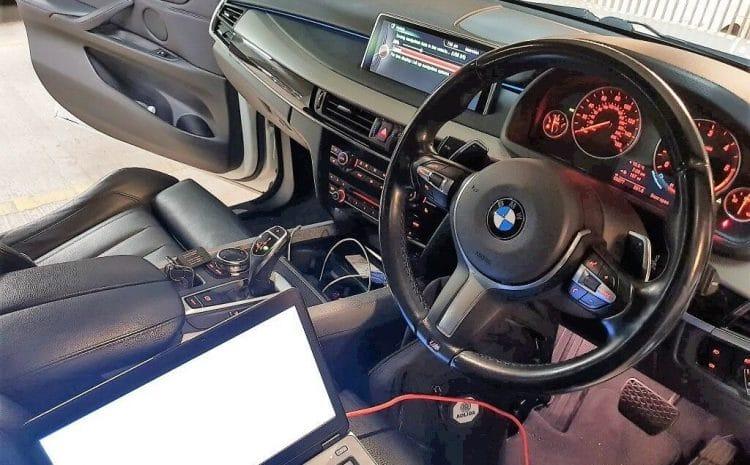 برمجة بي ام دبليو في الرياض BMW